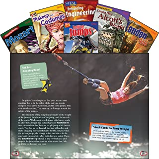 Time Informational Text, Grade 7 Set (Time for Kids Nonfiction Readers)