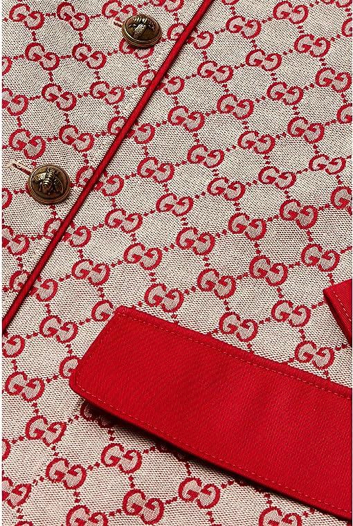 Gardenia/Hibiscus Red