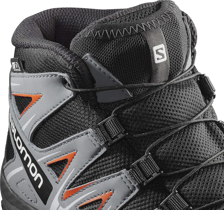 SALOMON XA Pro 3D Mid CSWP Chaussures de Trail Mixte Enfant
