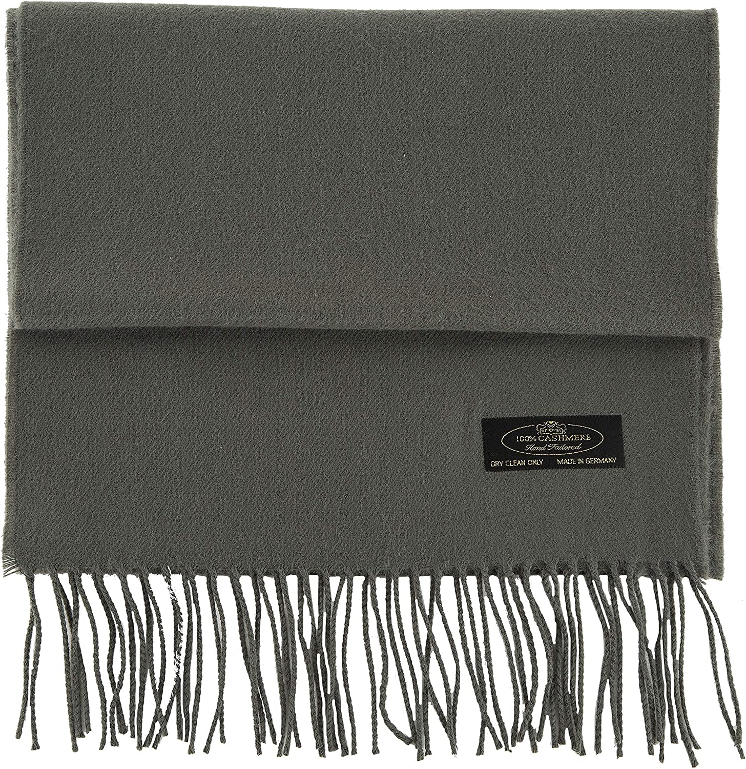 100% Cashmere Scarf Made in Germany Super Soft For Men And Women Warm Cozy Scarves Multiple Colors FHC Enterprize