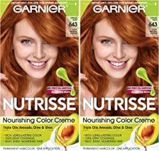 garnier hair color auburn