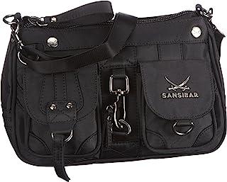 Sansibar B-488 CA Damen Schultertaschen 26x17x10 cm (B x H x T)