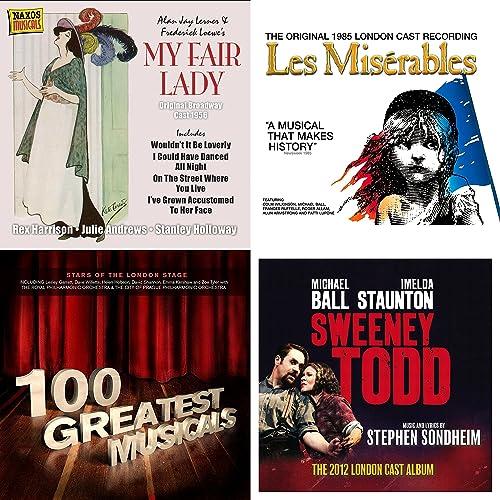 Los mejores musicales de Broadway de Jim Jacobs & Warren ...