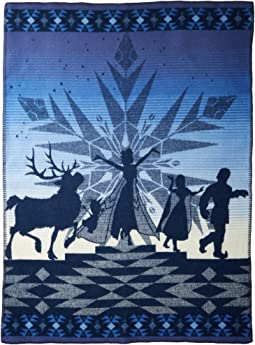 Pendleton - Disney Frozen - Friendship Fractals Jacquard Blanket (Kids)