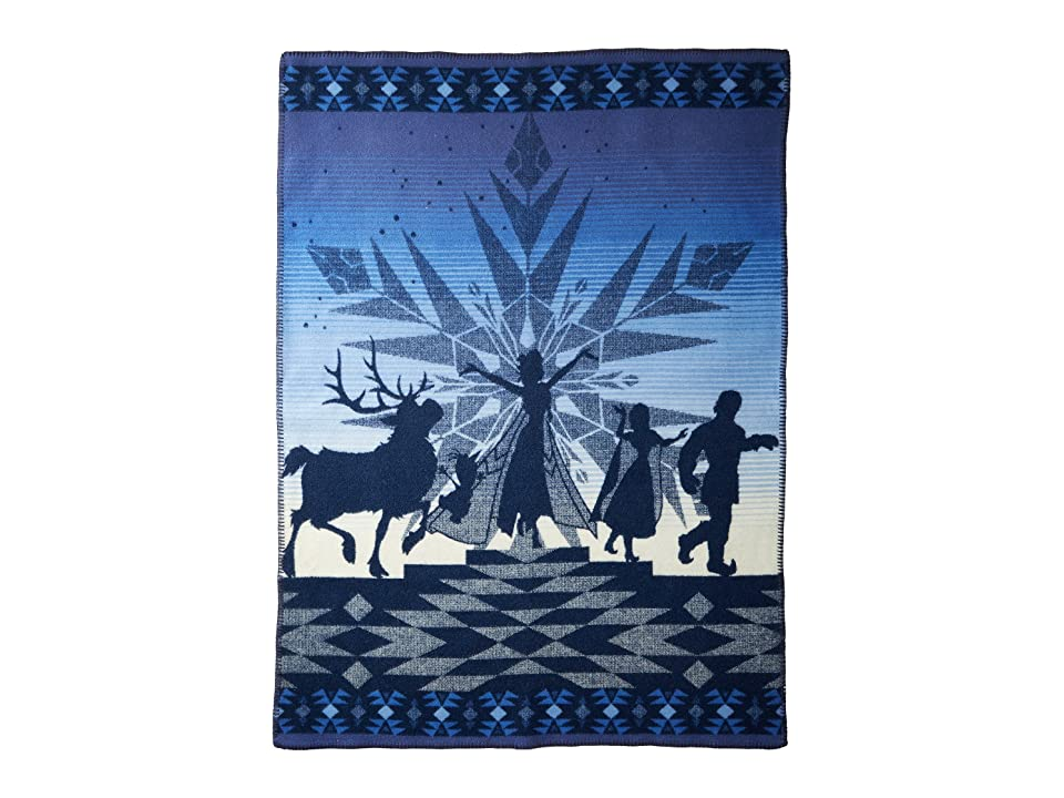 Pendleton - Pendleton Disney Frozen - Friendship Fractals Jacquard Blanket