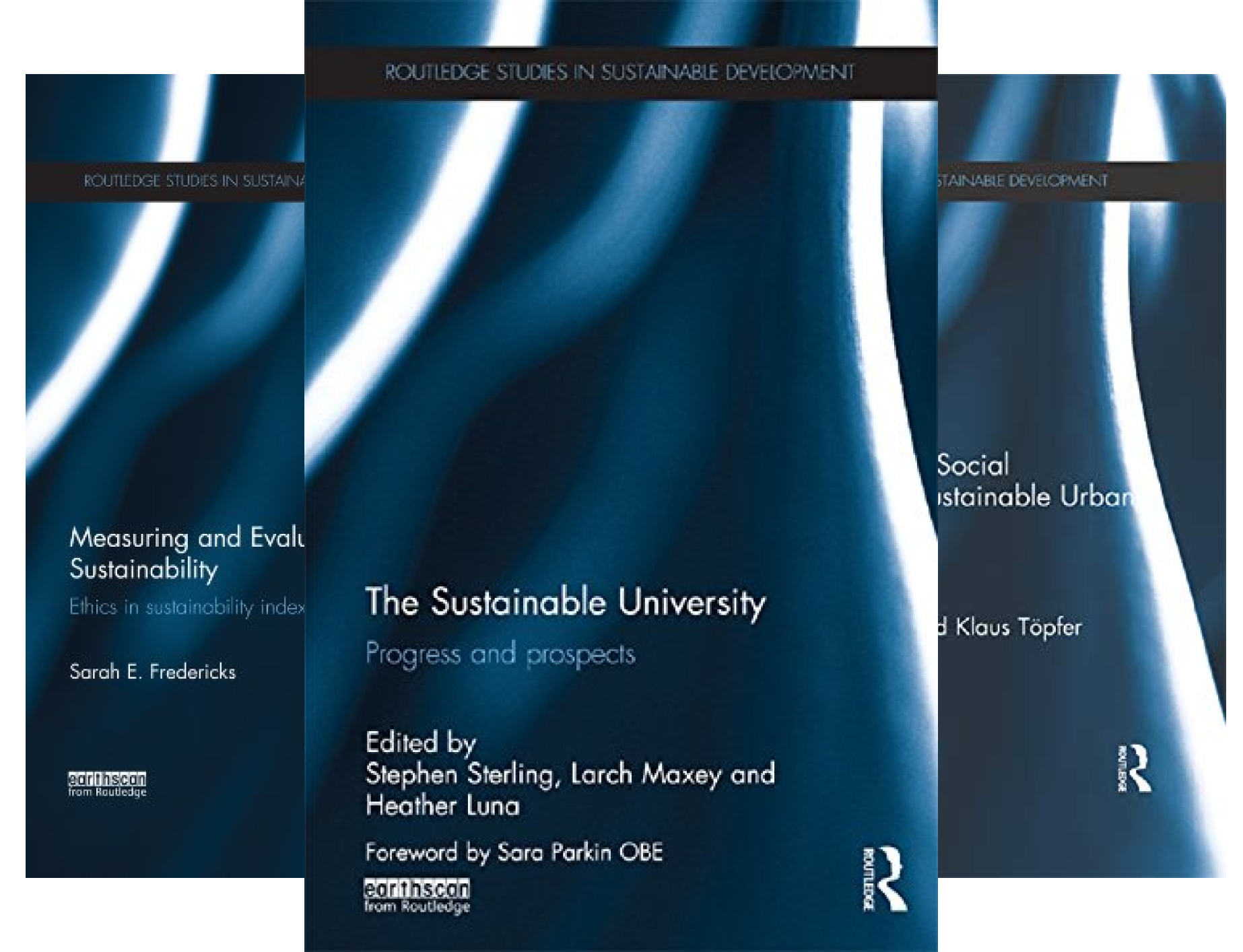 Routledge Studies in Sustainable Development (27 Book Series)