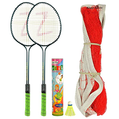 Klapp Badminton Set,13-Pieces