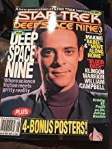 star trek deep space nine september 13 1994 blood oath klingon warrior william campbell