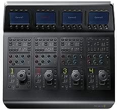 blackmagic camera control panel