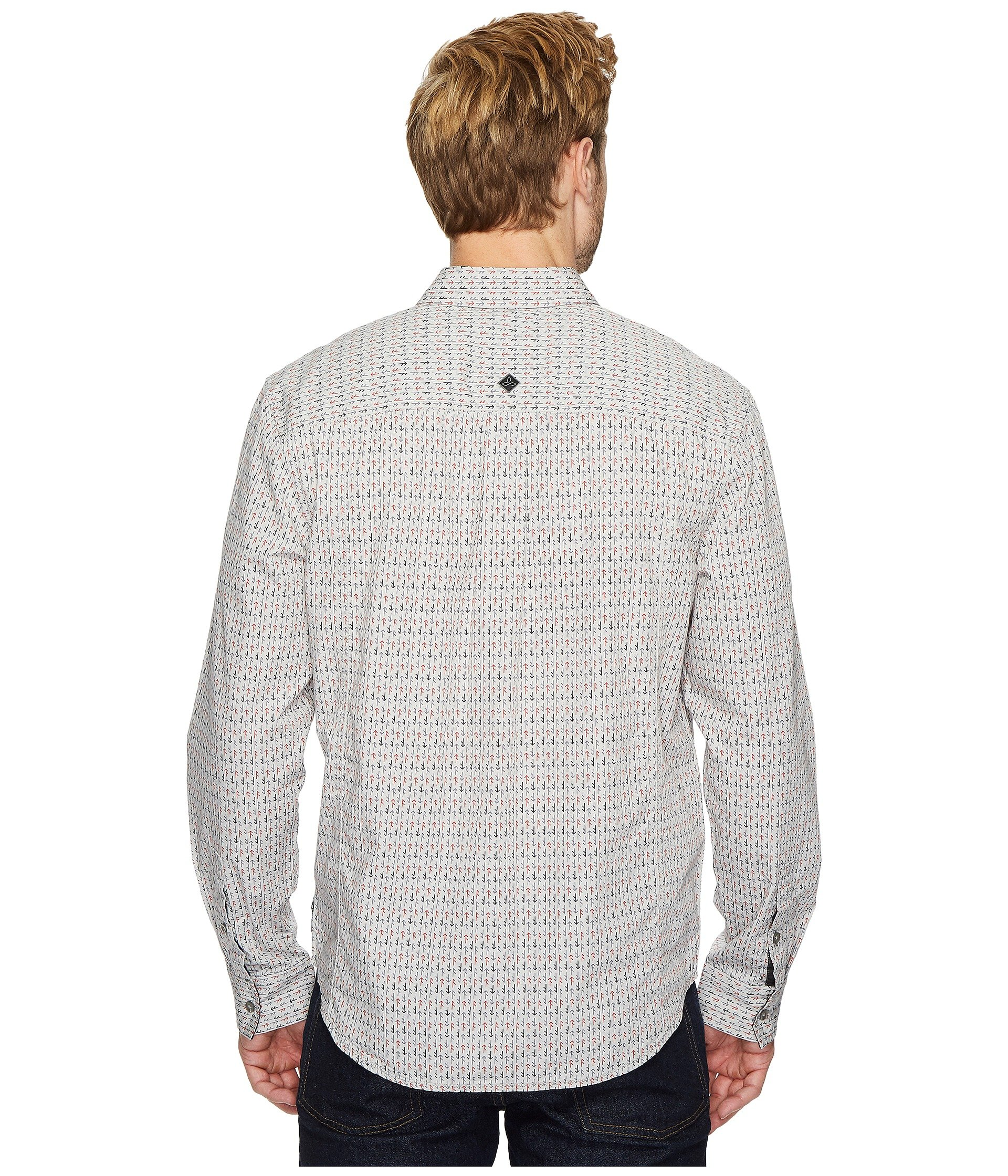 Prana Gravel Prana Shirt Lukas Shirt Shirt Lukas Prana Gravel Lukas TPwq5UvY