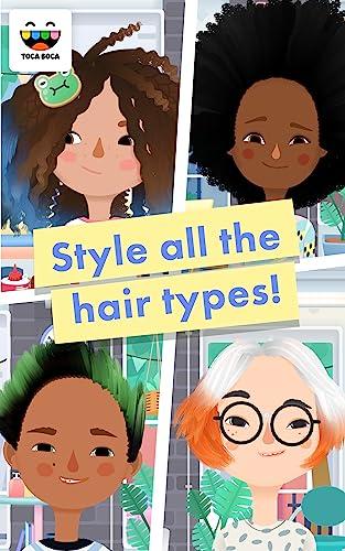 『Toca Hair Salon 3』の4枚目の画像