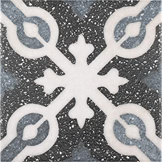 SomerTile FAZATPEL Clemente Palazzo Porcelain Floor and Wall Tile 9.88
