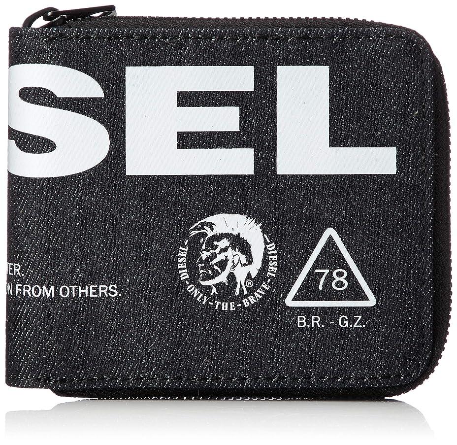 習慣雑多な発音(ディーゼル) DIESEL メンズ 財布 二つ折り X06158PR413