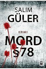 Mord §78 (Ein Lübeck-Krimi 1) Kindle Ausgabe