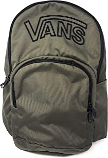 Vans Alumni Backpack (Olive Green)