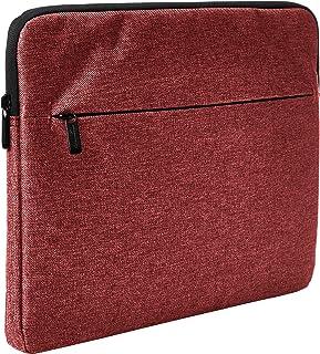 """Amazon Basics Laptop Sleeve with Front Pocket, 13"""", Maroon"""