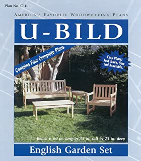 U-Bild C111 English Garden Set Project Plans