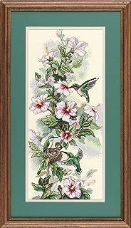 Dimensions Needlecrafts Counted Cross Stitch, Hummingbird Art