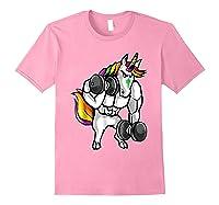 Weightlifting Ness Unicorn Shirts Light Pink