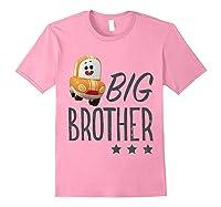 Netflix Go! Go! Cory Carson Big Brother T-shirt Light Pink