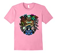 Terraria Boss Rush Hardmode Edition Shirts Light Pink