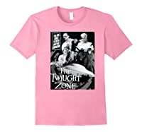 Twilight Zone About To Enter Another Dision Shirts Light Pink