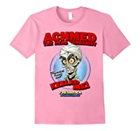 Achmed The Dead Terrorist Fresno, Ca Shirts Light Pink