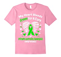For A Cure Primary Sclerosing Cholangitis Awareness Shirts Light Pink