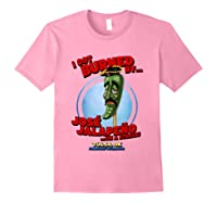 Jose Jalapeno On A Stick Tulsa, Ok Shirt Light Pink