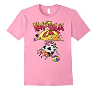 Roast Beef Beach Roastbeef Cow On Sun Shirts Light Pink