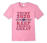 Donald Trump Election Day Shirt Unisex Trump T Shirt Light Pink