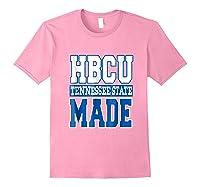 Tennessee Hbcu State University T Shirt Light Pink
