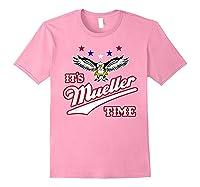 It S Mueller Time T Shirt Impeach Trump Anti Trump Shirt Light Pink