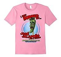 Jose Jalapeno On A Stick Airway Heights Wa T Shirt Light Pink