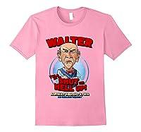 Walter Airway Heights Wa T Shirt Light Pink