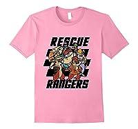 Disney Comic Crew T Shirt Light Pink