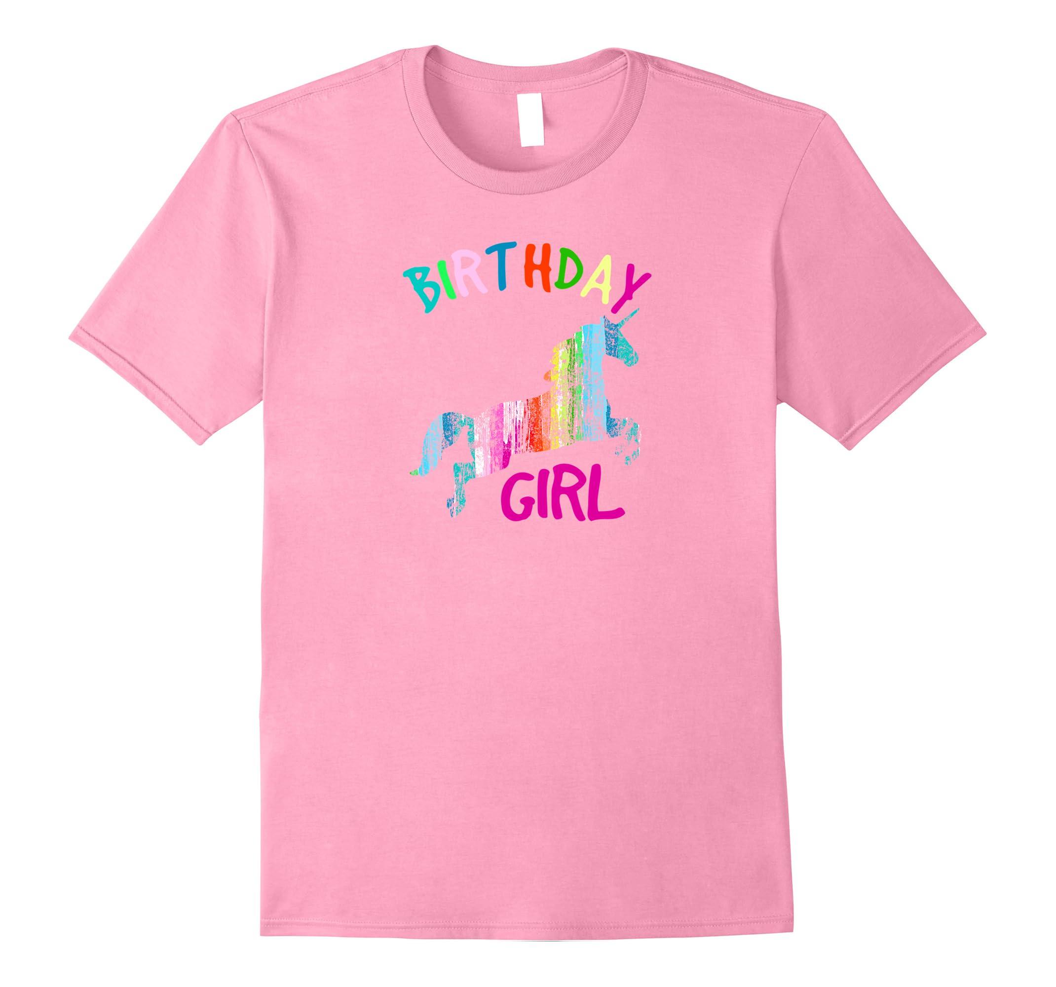 5bca2890d24b9 Unicorn Birthday T-Shirt, Birthday Outfit GIFT, PRESENT-RT – Rateeshirt