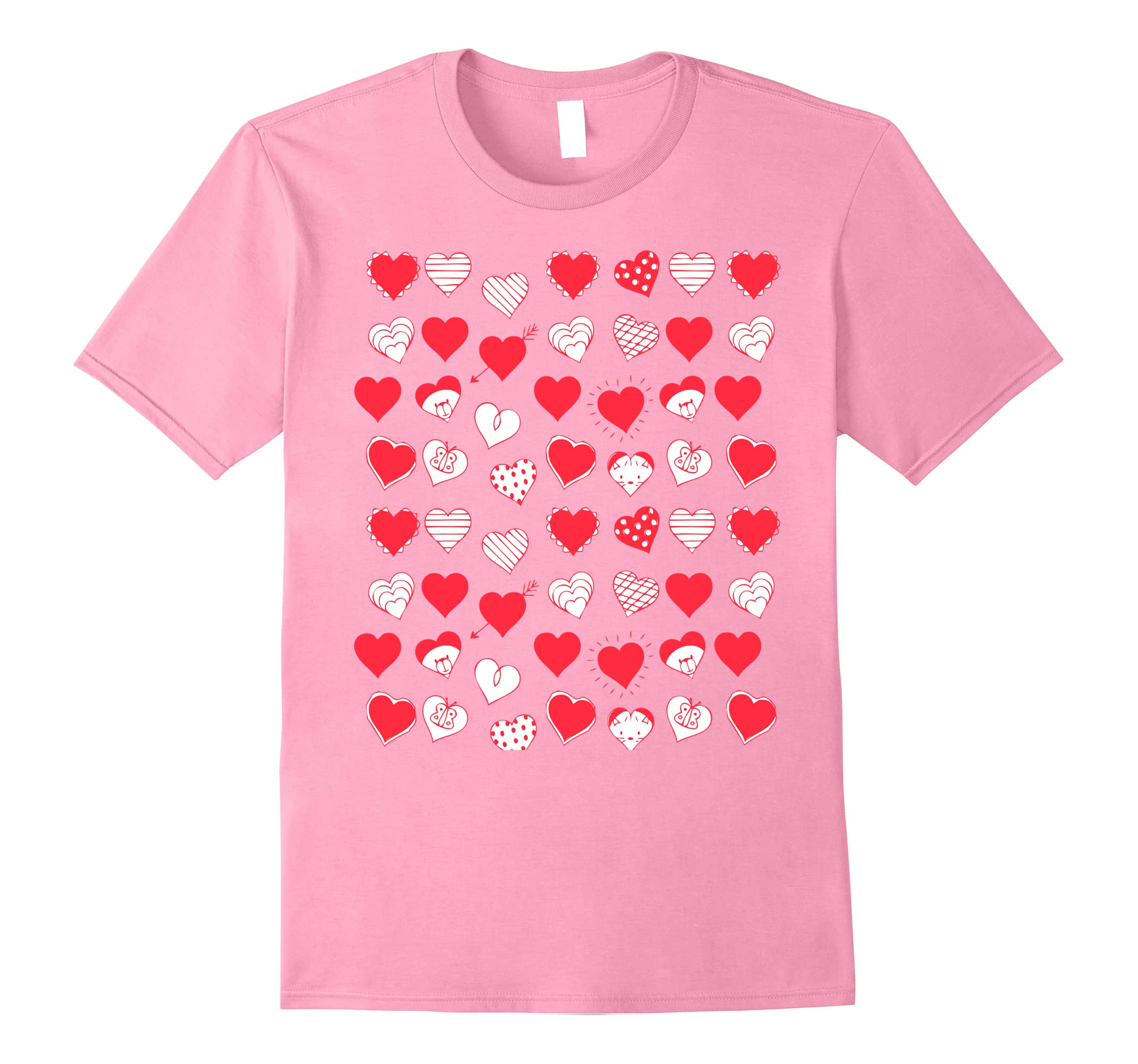 99999fa9fc Valentines Day Shirts Hearts Love Girls Valentine Outfit-RT – Rateeshirt