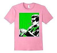 John F Kennedy 35th President - Jfk Smoking Cigar Blunt Premium T-shirt Light Pink