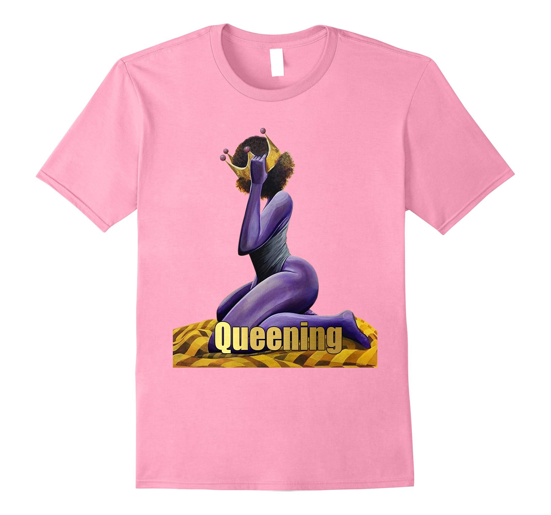 BPC Ebony Queen-Teesml
