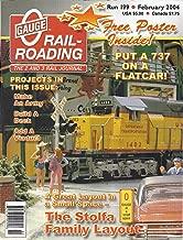 O Gauge Railroading Magazine (Includes Free Poster - Run 199 - February 2004 - The Stolfa Family Layout)