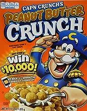 Quaker Cap'n Crunch Peanut Butter, 12.5 oz