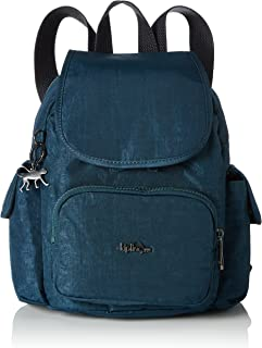 Kipling City Pack Mini Backpack Deep Teal