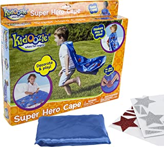 Kidoozie Super Hero Cape Decorate and Play
