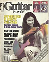 Guitar Player Magazine February 1985 Vivian Campbell, McLaughlin's Bassist Jonas Hellborg, Allan Holdsworth Soundpage Recording and More