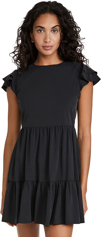 Alice + Olivia Women's Demi Babydoll Excellent Mail order Dress