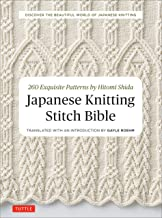 Scaricare Libri Japanese Knitting Stitch Bible: 260 Exquisite Patterns PDF