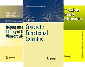 Springer Monographs in Mathematics (51-100) (50 Book Series)