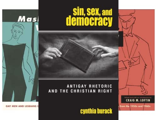 SUNY series in Queer Politics and Cultures (12 Book Series)