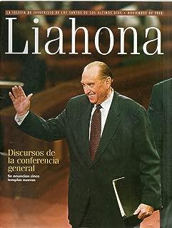 Liahona, La Iglesia de Jesu Cristo de Los Santos de Los Ultimos Dias, Vol. 32 , Numero 11, Noviembre de 2008 (Discursos de la conferencia general)